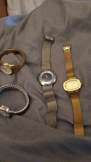 Vintage Timex watches for Sale in Colorado Springs, CO