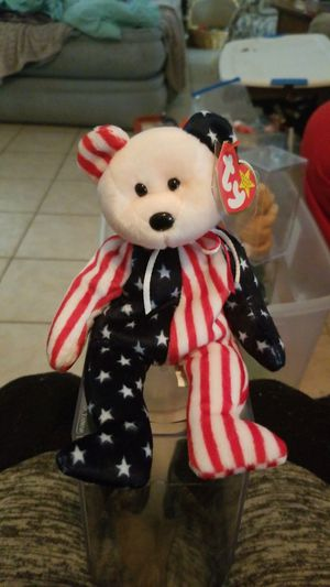 Spangle beanie baby for Sale in Stockton, CA