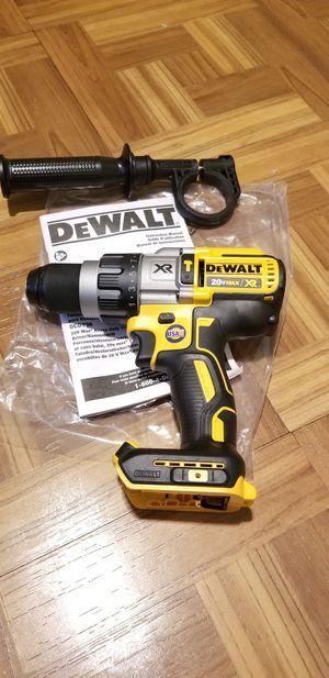 Dewalt Hammer Drill Brushless XR 3 Speed 20V for Sale in Norwalk, CA