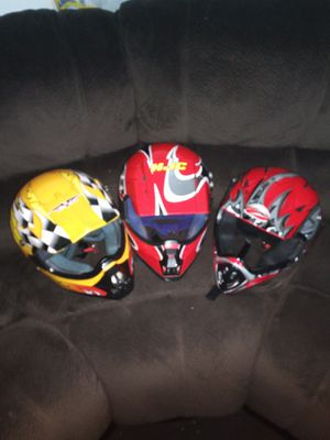 Helmets for sale for Sale in FAIRMOUNT HGT, MD