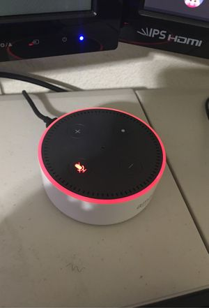 Amazon Echo Dot for Sale in Richmond, TX