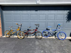Do you have one of these bmx bikes in the basement or garage for Sale in NO HUNTINGDON, PA