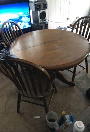 Kitchen table for Sale in Batesburg-Leesville, SC