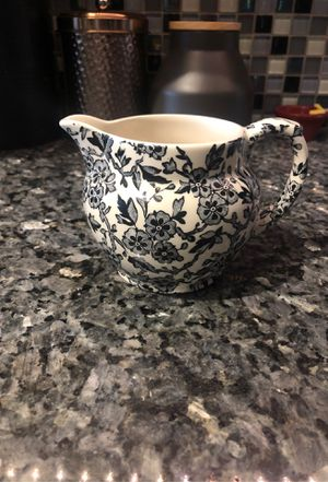 Unique floral creamer server for Sale in Brooklyn, NY