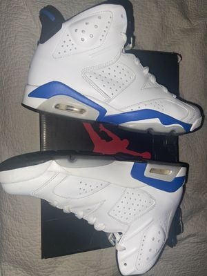 Jordan 6 Retro Sport Blue 2014 for Sale in Gardena, CA