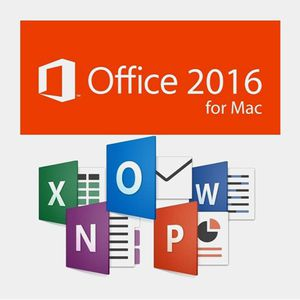 Microsoft Office 2016 for Mac for Sale in Dallas, TX