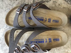 New Size 37 Birkenstock. PRICE IS FIRM for Sale in Gilbert, AZ