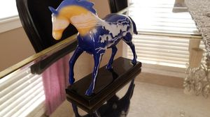 The trail of Painted ponies pony statue rare collectible westland for Sale in Gig Harbor, WA