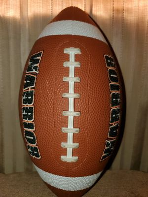 Warrior Football for Sale in San Diego, CA