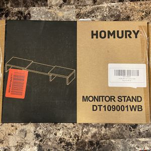 Like New Black Monitor Stand for Sale in Carson, CA