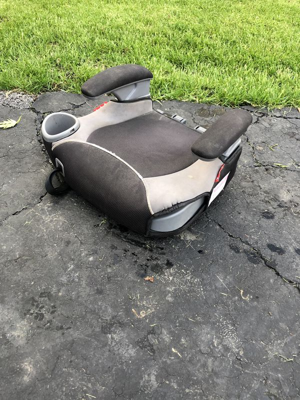 Graco car seat / booster seat