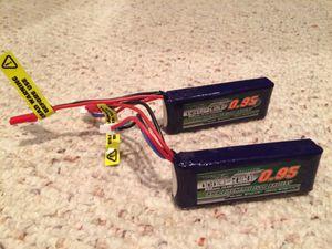 Nano-Tech 0.95 Li-Po Battery for Sale in Gaithersburg, MD
