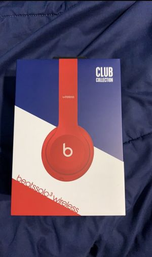 Beats Solo 3 (Wireless) for Sale in Wylie, TX