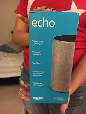 Echo Speaker - 2nd generation for Sale in Alexandria, VA