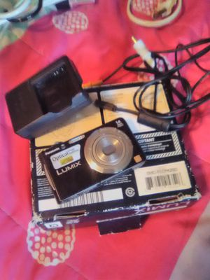 Panasonic Lumix digital camera for Sale in Abbeville, SC