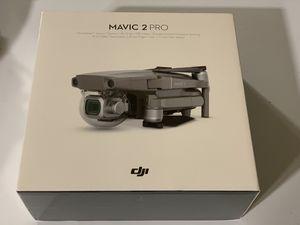Dji mavic 2 pro new sealed for Sale in Brier, WA