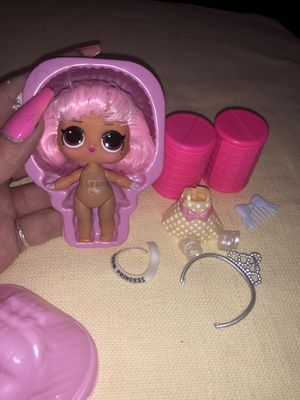 Prom Princess LOL DOLL - BRAND NEW! HAIRGOALS for Sale in Silver Spring, MD