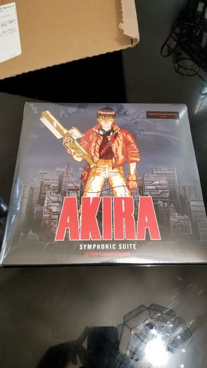 Akira Symphonic suite Vinyl by Milan Records for Sale in Whittier, CA