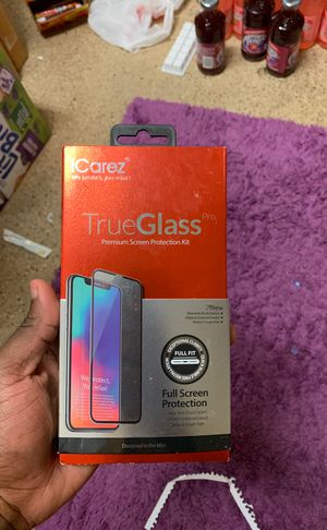 iPhone Xs Max Screen Protecter for Sale in Tallahassee, FL
