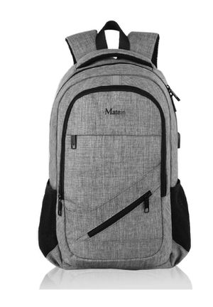 New-Large Laptop Backpack w/anti theft compartments & USB Port for charging for Sale in Camarillo, CA