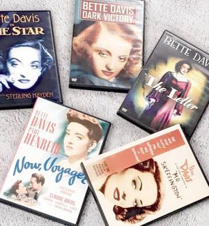 not used - small Bette Davis Movie Collection - ready for sale. for Sale in Los Angeles, CA