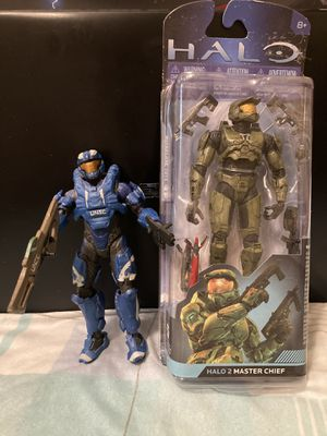 McFarlane halo action figures for Sale in Houston, TX
