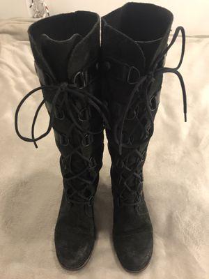 RARE!! Sorel Joan of Arctic Tall Black Boots for Sale in Boston, MA