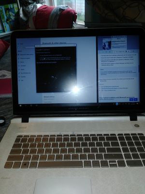 Hp touch screen notebook for Sale in Columbus, OH
