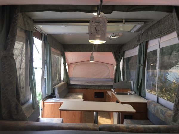 Jayco Tent Trailer Camper