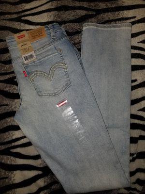 Girls size 14 slim skinny Levi's for Sale in Brownsburg, IN