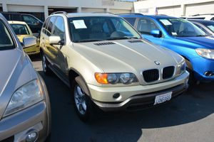 2001 BMW X5 for Sale in Vallejo, CA
