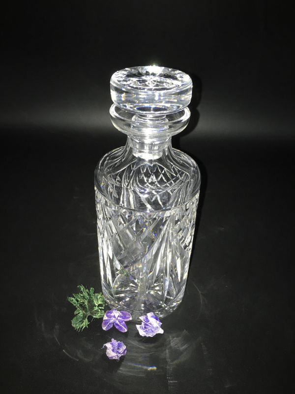 Waterford spirit decanter w stopper