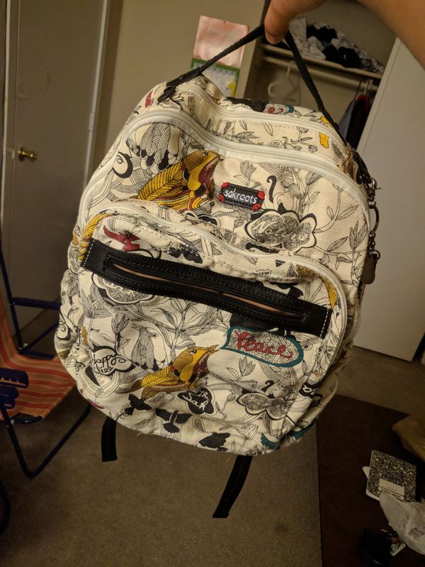 Sakroots best brand backpack