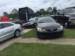 Lexus is250. 5500. Loaded. Heated. And a/c. Seats Cash. ( must sell) firm for Sale in Opelousas, LA