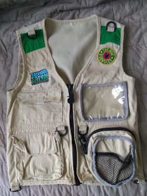 Kids Backyard Safari Outfitters Vest for Sale in Parma Heights, OH