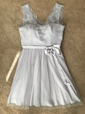 BHLDN Soft Lavender Lina Bridesmaid Dress Sz 12 for Sale in Seattle, WA