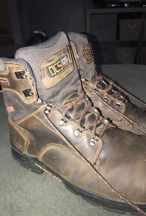 """Size 10.5"""" Danner Crafter 6"""" Work Boots for Sale in NC, US"""