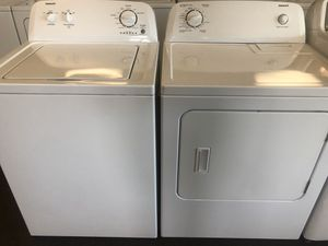 Washer & Electric Dryer for Sale in Houston, TX