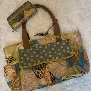 Fossil XL Tote And Wallet for Sale in Pataskala, OH
