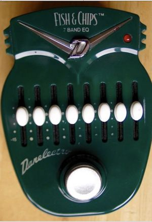 Danelectro Equalizer for Sale in Pelham, AL