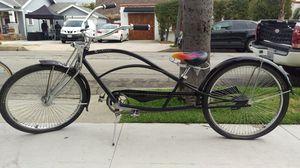 Black stretch bike for Sale in Long Beach, CA