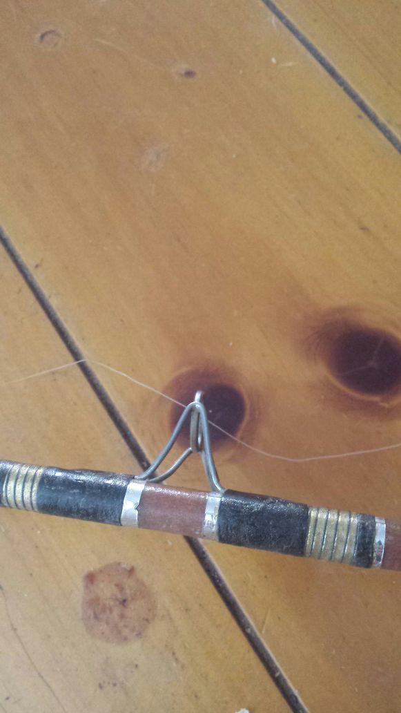 Reduced!! True Temper fishing pole (antique)