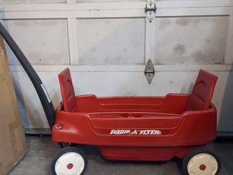 Radio Flyer Pathfinder wagon for Sale in Mercer Island,  WA