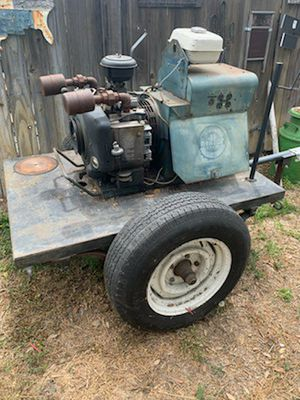 Generator and welder for $600 for Sale in Anaheim, CA