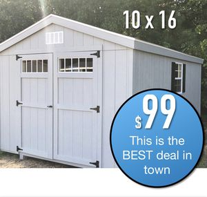 New And Used Shed For Sale In Winston Salem Nc Offerup