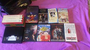 VHS...dvd... for Sale in Denver, CO