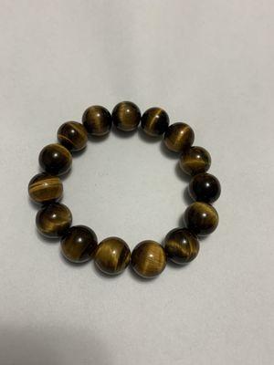 Tiger eyes bracelet for Sale in Skokie, IL