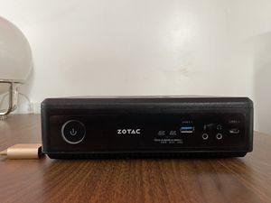 ZOTAC ZBOX MI549 nano Mini Desktop Computer for Sale in New York, NY