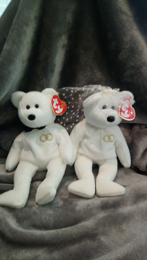 Mr. And Mrs. Beanie Baby for Sale in Plano, TX