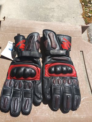 Suzuki Motorcycle Gloves for Sale in Tampa, FL